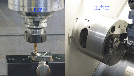 依托纽威阀门近20年的工业阀门及石油设备制造经验积累,使纽威数控图片