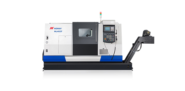 NL series - Slant bed turning center with linear guideway