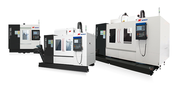 VM series - CNC traveling table vertical machining center with linear guideway