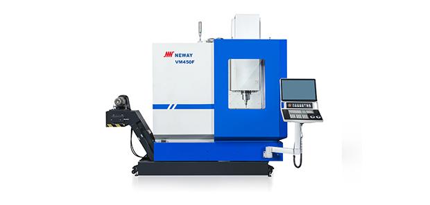 VM Series - 5 axis vertical machining center
