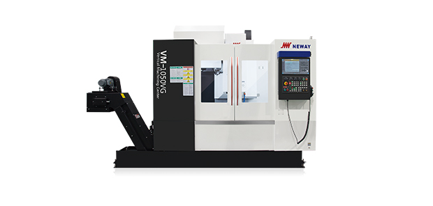 VM series - 5G industry specific CNC vertical machining center