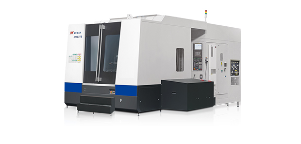HM series - Horizontal machining center T type