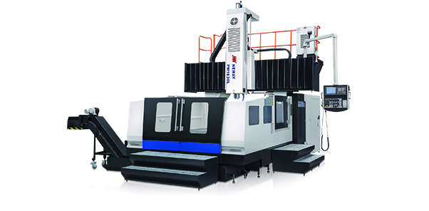 PM series - High speed  direct drive spindle portal machining center