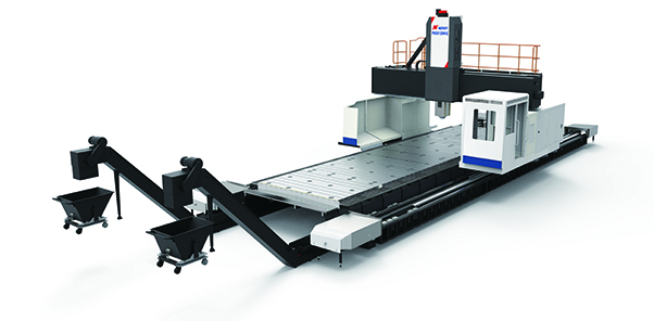 PM series - Movable column gantry machining center