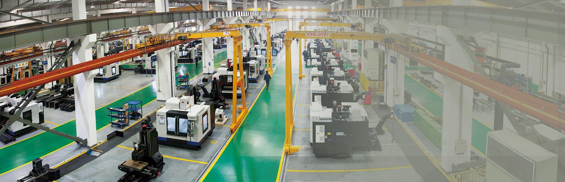 全球机械制造领先品牌