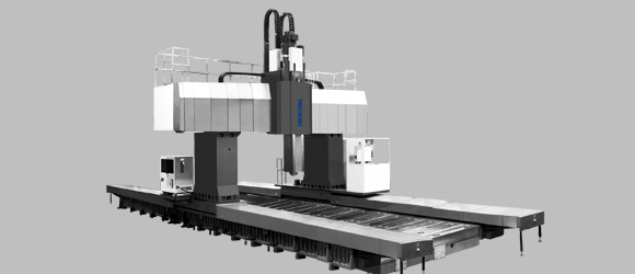 PM系列动柱型龙门加工中心