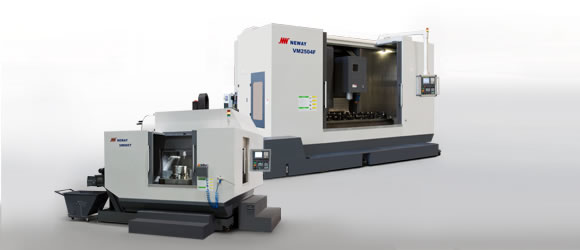 VM series moving column Vertical Machining Center