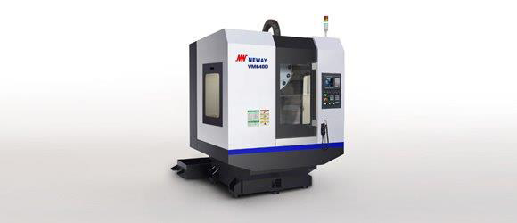VM Series Vertical Drilling Center
