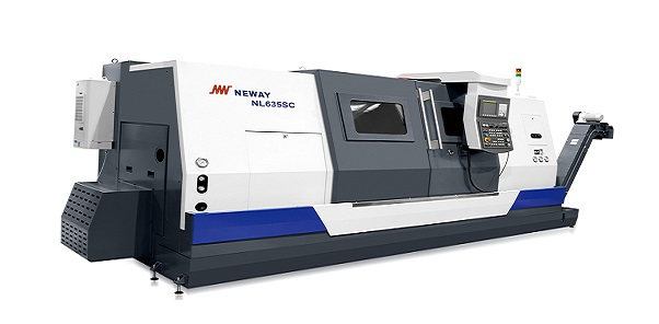 NL series slider guide way CNC lathes