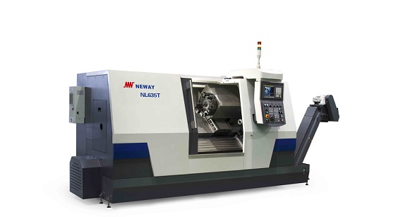 NL Series Horizontal Turning Center