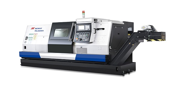 NL series roller guide way CNC horizontal lathes