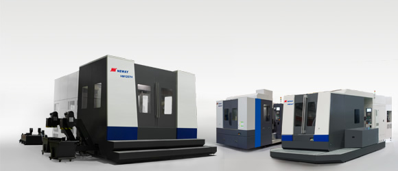 HM Series CNC Horizontal HMT Machine Center